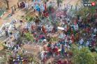 புதுக்கோட்டையில் 5,000 பேர் சேர்ந்துக் கொண்டாடிய சமத்துவப் பொங்கல்: புகைப்படத் தொகுப்பு