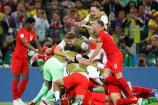 ஃபிஃபா 2018: பெனால்டி ஷூட் அவுட்டில் வெற்றி பெற்ற இங்கிலாந்து