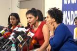 கணவரின் பெற்றோரிடம் கூற வெட்கப்பட்டேன் - பாடகி சின்மயி