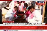 தேர்தல் விநோதங்கள்: கக்கா போன குழந்தைக்கு வேட்பாளர் செய்த காரியம்!