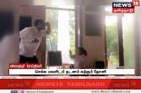 செல்ல மகளிடம் நடனம் கற்கும் தோனி ! (Video)