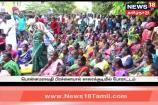 பொன்னமராவதி வாட்ஸ் அப் ஆடியோ விவகாரம்! போராட்டத்தில் ஈடுபட்ட 1,000 பேர் மீது வழக்கு