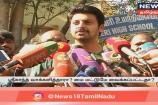 சிவகார்த்திகேயனை தொடர்ந்து நடிகர் ஸ்ரீகாந்த் வாக்களித்த விவகாரத்தில் புதிய சர்ச்சை