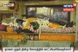 நின்ற கோலத்தில் காட்சியளிக்கவுள்ளார்அத்திவரதர்