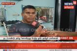 அர்ஜூனா விருது வென்ற பாடி பில்டிங் வீரர் பாஸ்கரன்