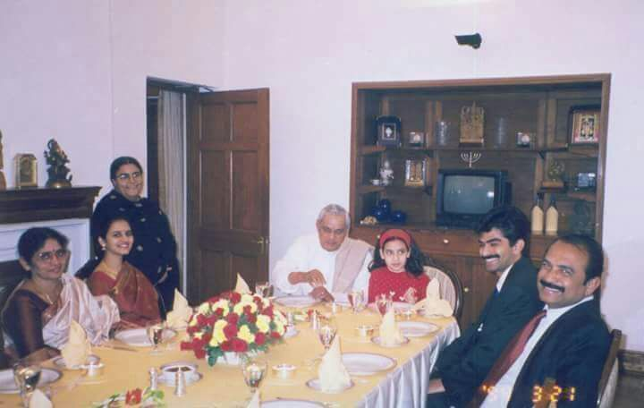 Image result for vajpayee and vaiko