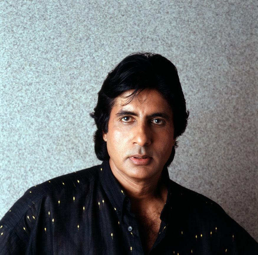 1988 -ல் அமிதாப் பச்சன்(Image: Getty Images)
