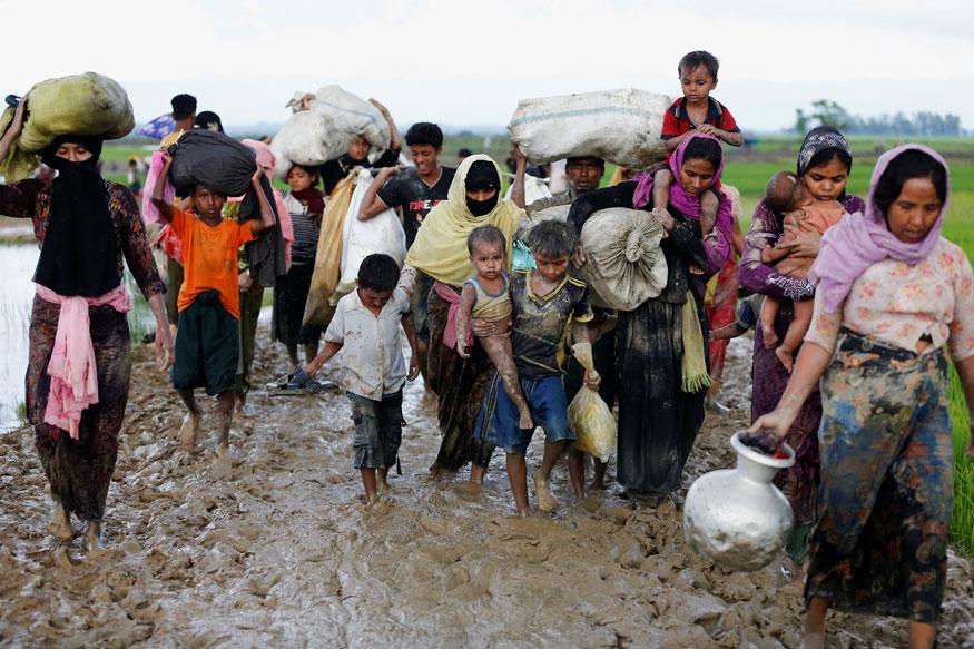 Myanmar, Rohingya, Immigrants