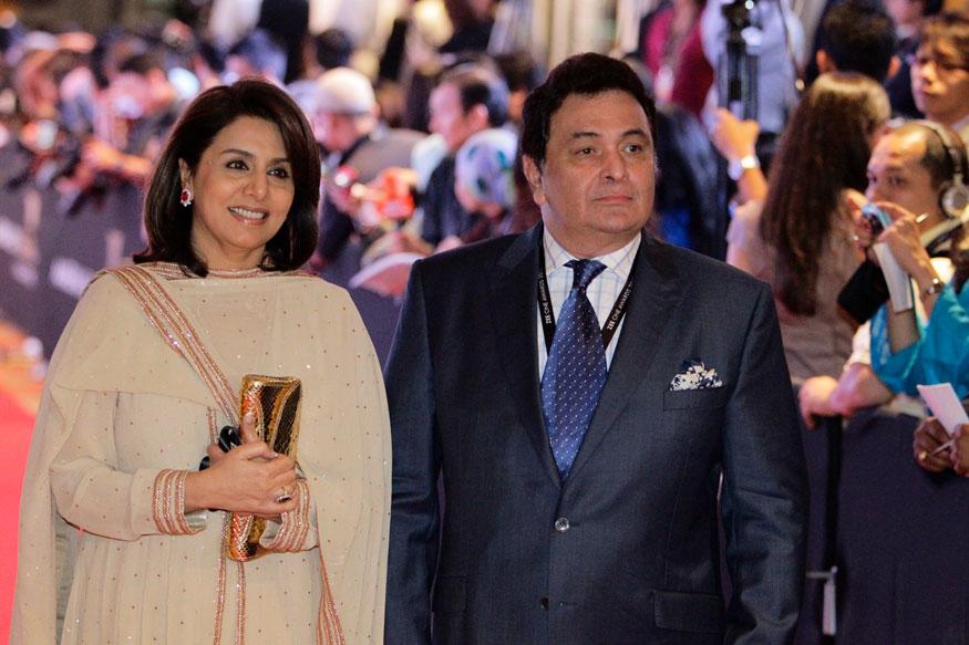 ரிஷி கபூர் மற்றும் நீது சிங் (Image: Reuters)