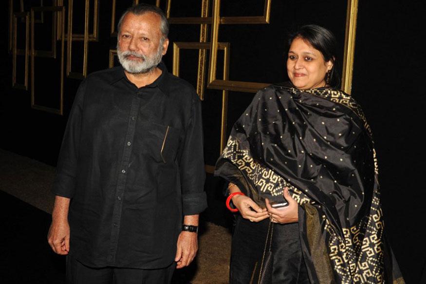பங்கஞ் கபூர் மற்றும் சுப்ரியா பதக் (Image: AFP)
