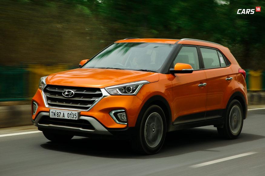 ஹூண்டாய் நிறுவனத் தயாரிப்புகளில் அதிக விற்பனையைக் கண்டது Hyundai Creta Facelift.