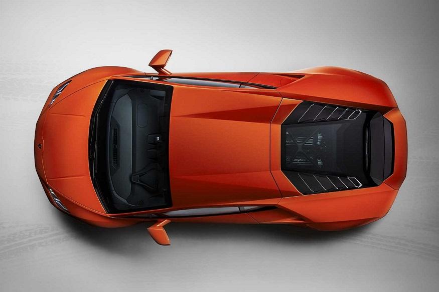 Lamborghini Huracán Evo. (Image: Lamborghini)