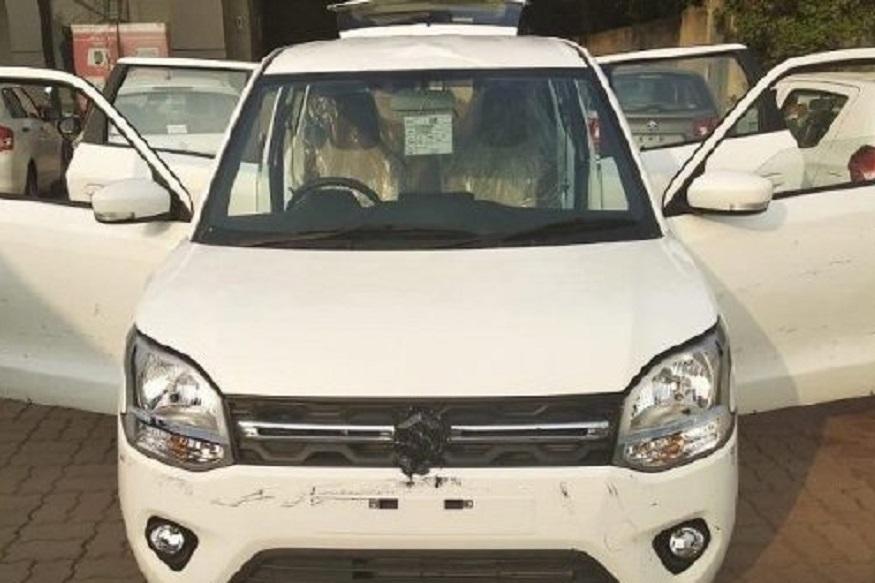 ஜனவரி 23-ம் தேதி அறிமுகமாகவுள்ள புதிய மாருதி Wagon R. (Image: News 18)