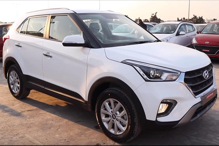 புதிய பாதுகாப்பு அம்சங்களுடன் களம் இறங்கியுள்ளது 2019 ஹூண்டாய் க்ரெட்டா SUV. ( Image Courtesy Team Car Delight)