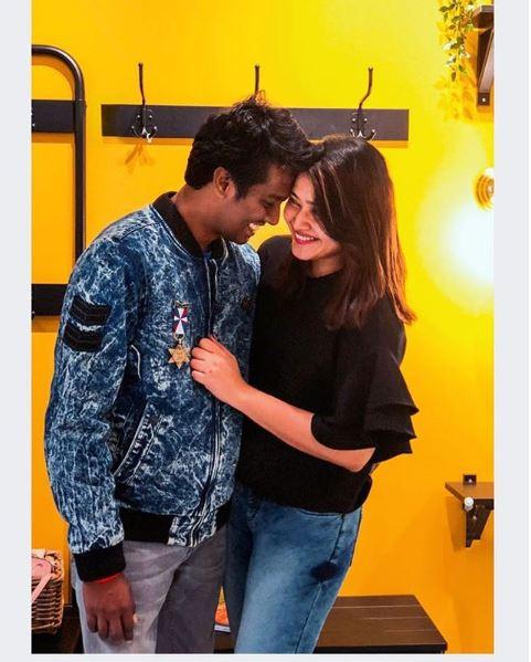 அட்லி- ப்ரியா (Instagram/Priyaatlee)