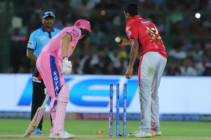 IPL, Ashwin, Jos Buttler, mankads