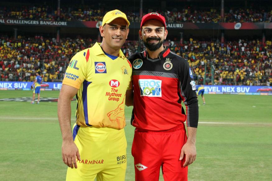 MS Dhoni vs Virat kohli, IPL 2019