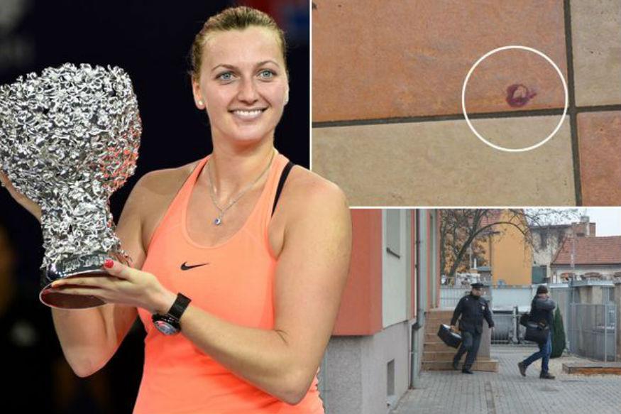 Petra Kvitova Stabbed, பெட்ரோ கிவிட்டோவா