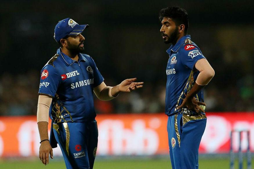 Rohit Sharma, Bumrah, IPL