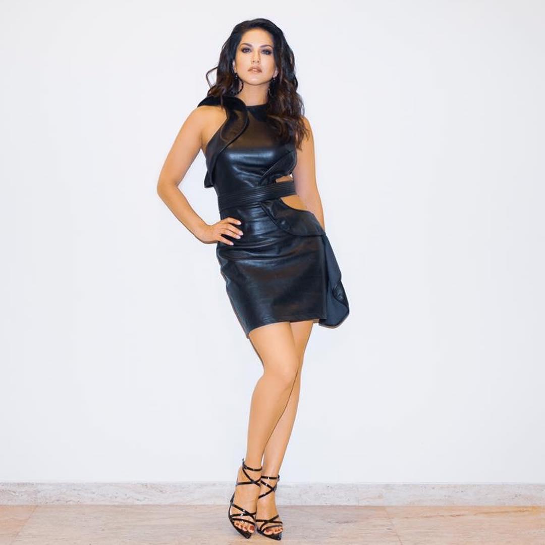 நடிகை சன்னிலியோன் (Image: Instagram)