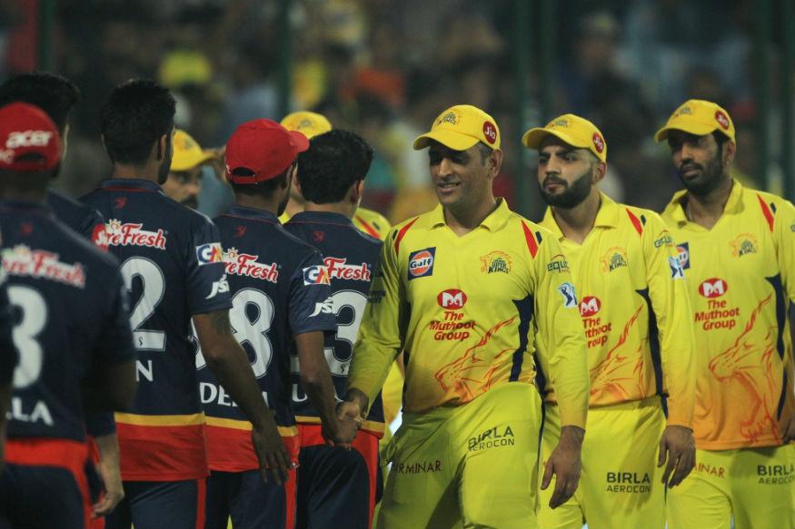 DD vs CSK IPL 2012