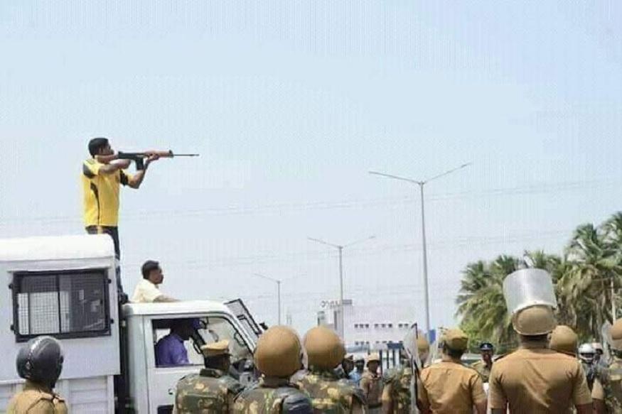 தூத்துக்குடி துப்பாக்கிச்சூடு | Thoothukudi shootout