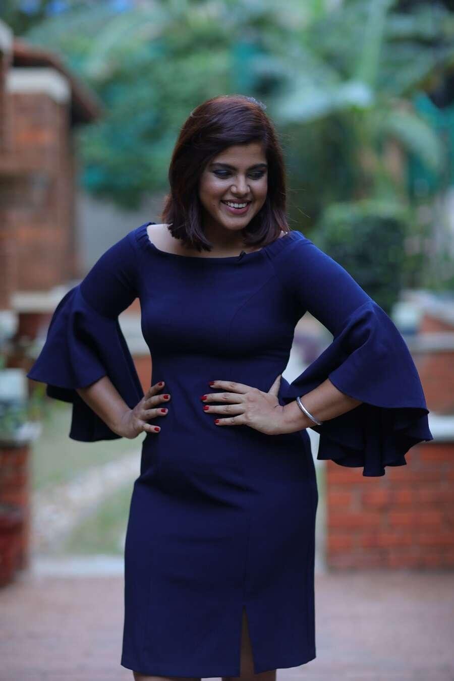 நடிகை பூஜா தேவரியா