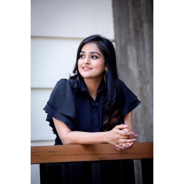 நடிகை ரம்யா நம்பீசன்.