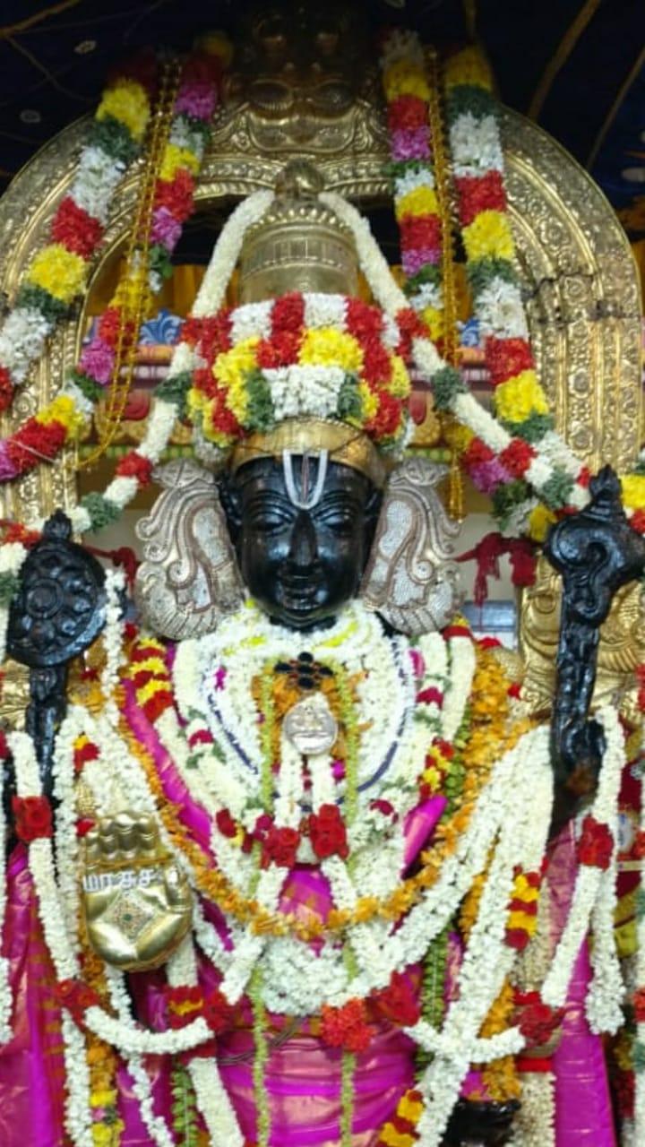 காஞ்சிபுரம் வரதராஜ பெருமாள் கோவிலில் 40 ஆண்டுகளுக்கு ஒருமுறை நடைபெறும் அத்திவரதர் வைபவம் இன்றுடன் நிறைவு பெறுகிறது.