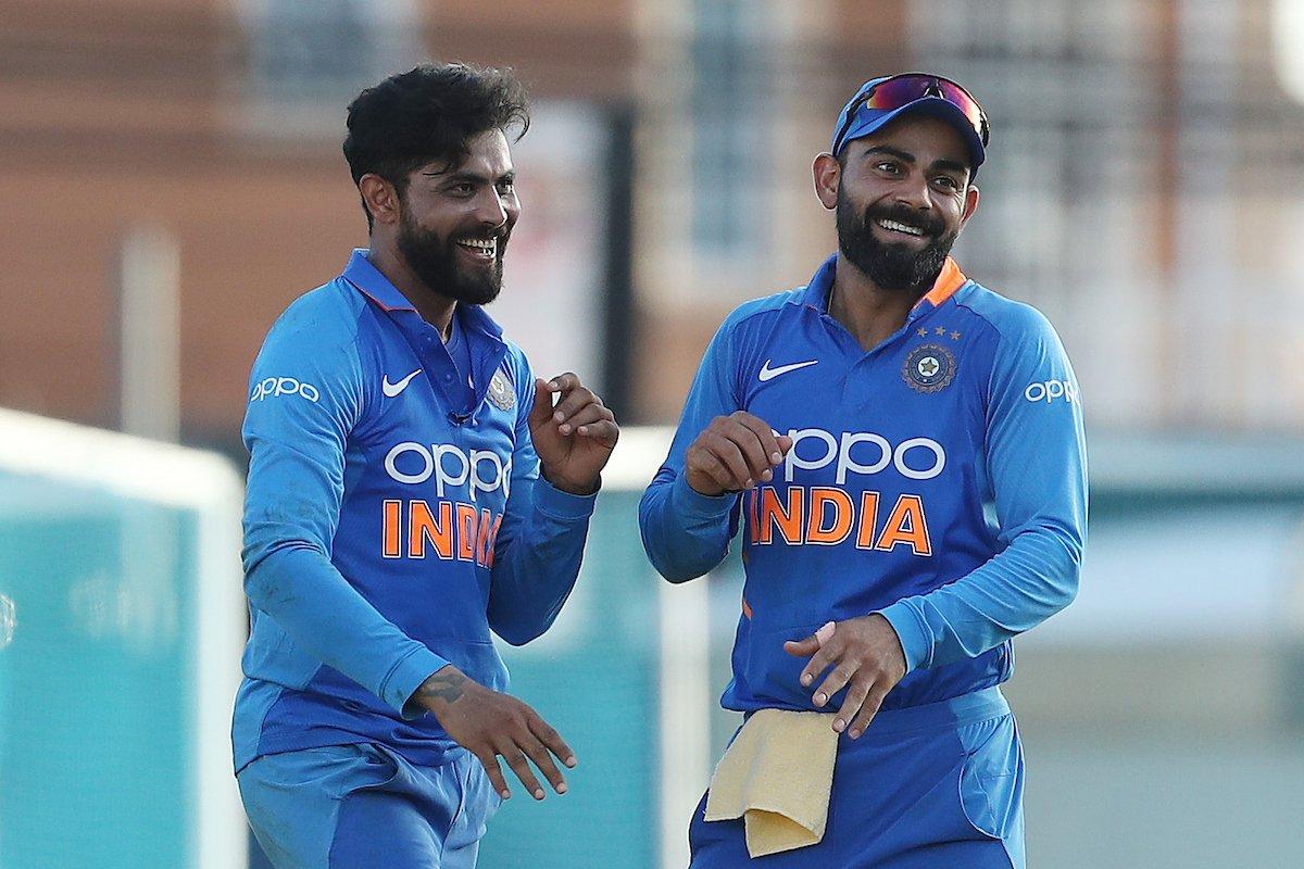 2-வது ஒரு நாள் போட்டியில் இந்திய அணி வெற்றி பெற்று 3 போட்டிகள் கொண்ட தொடரில் 1-0 என்ற கணக்கில் முன்னிலை பெற்றுள்ளது.