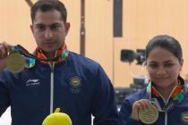 ஆசிய விளையாட்டுப் போட்டியில் இந்தியாவிற்கு முதல் பதக்கம்