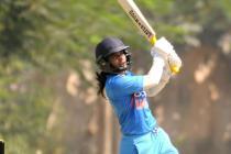 WWCT20: மிதாலி ராஜ் சாதனை மேல் சாதனை!
