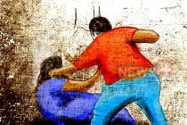 திருமணமான பெண்களில் 3-ல் ஒருவர் கணவனிடம் அடி வாங்குகிறார் - ஆய்வில் அதிர்ச்சித் தகவல்