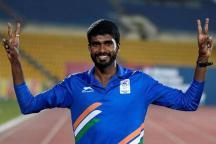ஆசிய போட்டிகள்: 1500 மீட்டர் ஓட்டப் பந்தயத்தில் இந்தியாவுக்கு தங்கம்