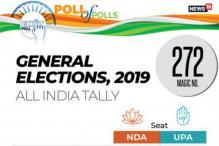 #Elections2019: News18-IPSOS நடத்திய தேர்தலுக்கு பிந்தைய கருத்துக்கணிப்பு முடிவுகள்!