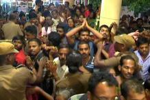 அத்திவரதர் தரிசனத்தின்போது கூட்டநெரிசல்: 4 பேர் உயிரிழப்பு