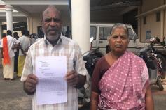 சொத்தை ஏமாற்றிய மகன்கள்: ஜீவனாம்சம் கேட்டு பெற்றோர்கள் மனு