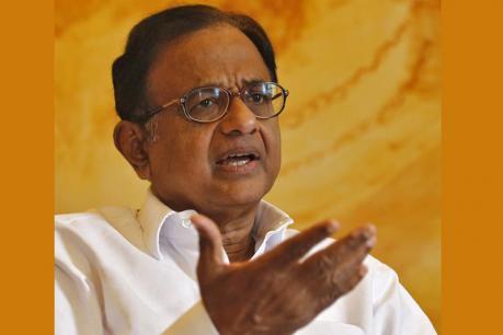 இந்தியாவில் 125 கோடி பேர் ஏழைகளா? இடஒதுக்கீடு விவகாரத்தில் ப.சிதம்பரம் கேள்வி