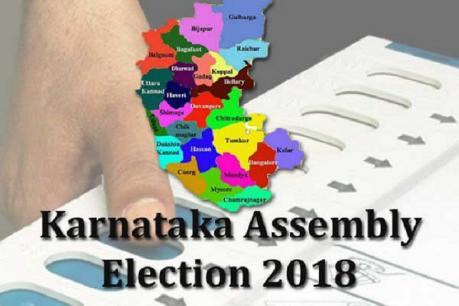 கர்நாடகா தேர்தல்: 700-க்கும் குறைவான வாக்கு வித்தியாசத்தில் 4 பேர் வெற்றி