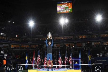 அமெரிக்கா ஓபன் டென்னிஸ் போட்டி: சாம்பியன் பட்டம் வென்றார் ஜோக்கோவிச்