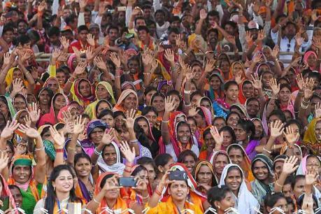 ராஜஸ்தான், தெலங்கானா மாநிலங்களில் ஓய்ந்தது தேர்தல் பிரச்சாரம்!