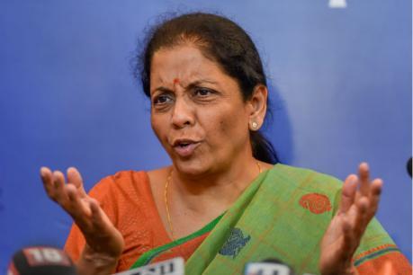 'ஊழல் இல்லாத ஆட்சியை பா.ஜ.க வழங்கியுள்ளது' - நிர்மலா சீதாராமன்