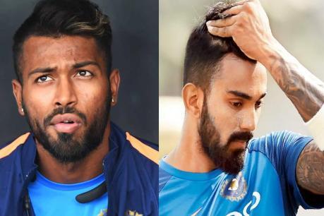 ஹர்திக் பாண்டியா, ராகுலுக்கு 2 போட்டிகளில் தடை?