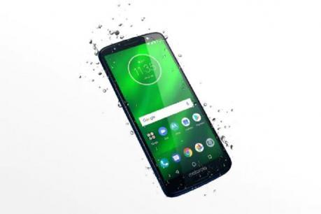 ஆன்ட்ராய்டு 9 பை அப்டேட் உடன் Moto G6 Plus
