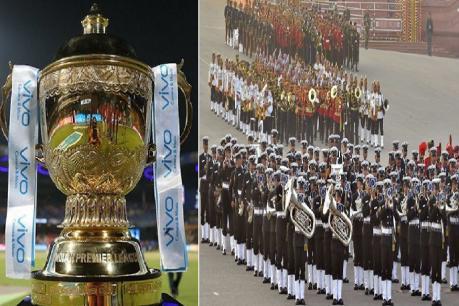 முதல் முறையாக ராணுவ இசை உடன் தொடங்கும் ஐ.பி.எல் 2019!