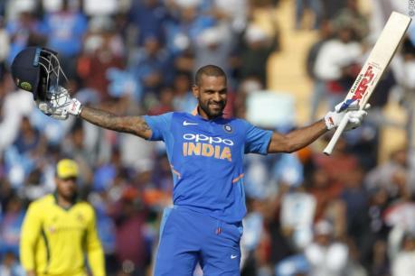 ICC WORLD CUP: காயம் காரணமாக ஷிகர் தவான் விலகல்