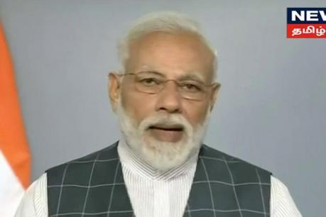 அமெரிக்கா, ரஷ்யா, சீனாவுக்குப் பிறகு இந்தியா செய்த மிகப்பெரிய சாதனை மிஷன் சக்தி - மோடி