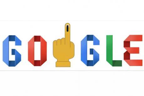How to vote #India : வாக்களிக்க ஊக்குவிக்கும் கூகுள்!