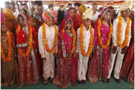 15 வயதுக்குள் திருமணம் செய்துகொள்ளும் சிறுவர்கள்- யுனிசெஃப் புதிய ஆய்வு