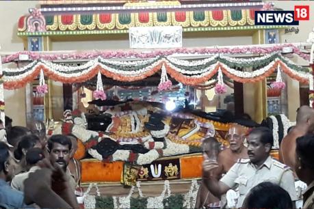 காஞ்சிபுரம் அத்திவரதரை தரிசிக்கும் நேரத்தை அதிகரிக்க வேண்டும் - விஜயகாந்த் கோரிக்கை
